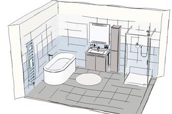 salle de bains montargis cr ation et r novation de salles de bains cl en main. Black Bedroom Furniture Sets. Home Design Ideas